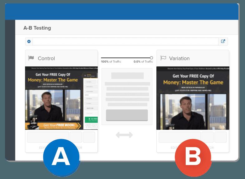 clickfunnels-ab-testing